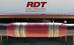 Wear Knot™ Drill Pipe